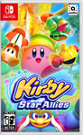 Kirby Star Allies Nintendo Switch Cover