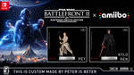 Star Wars BattleFront II Nintendo Switch Amiibo