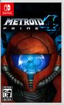 Metroid Prime 4 Nintendo Switch Cover