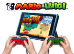 Mario and Luigi Nintendo Switch