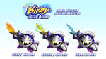 Kirby Star Allies Meta Knight
