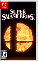 Super Smash Bros. Switch by PeterisBeter