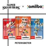 Super Smash Bros. Switch Amiibo