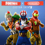 Nintendo x Fortnite