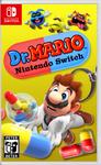 Dr Mario Nintendo Switch Cover