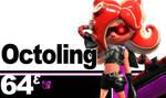 Super Smash Bros. Ultimate Octoling