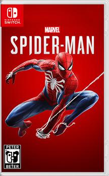 Spider-Man Nintendo Switch