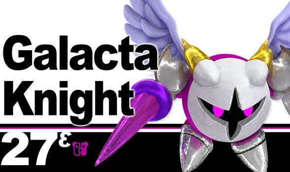 Super Smash Bros. Ultimate Galacta Knight