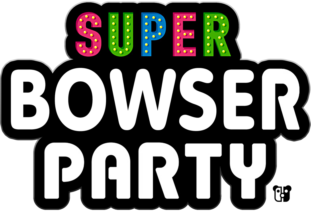 Super Bowser Party by PeterisBeter