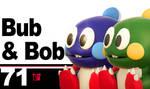 Super Smash Bros. Ultimate Bub And Bob