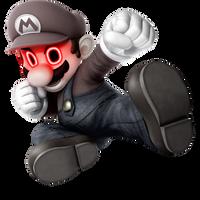 Super Smash Bros. Ultimate Mario Spirit