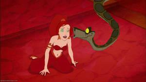 Slave Ariel And Kaa