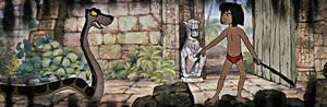 Mowgli VS Kaa