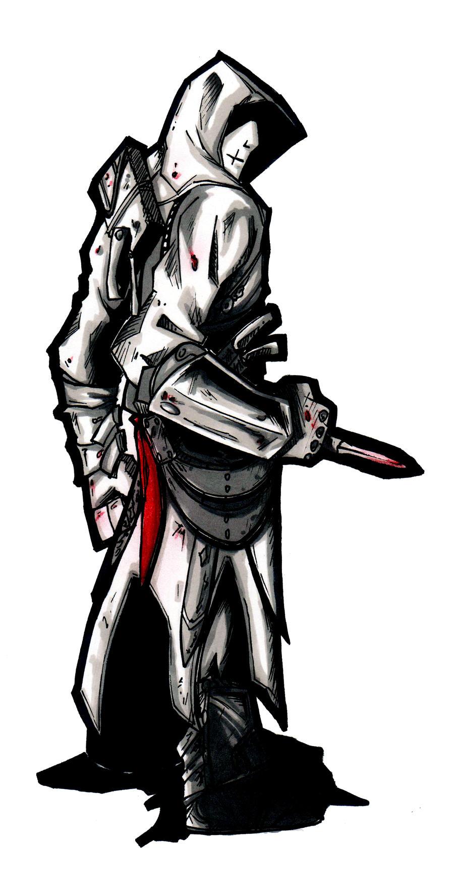 AssAssins Creed Altair by Modexo001 on DeviantArt