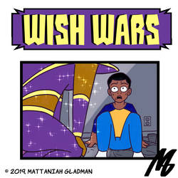 Wish Wars #1 Promo