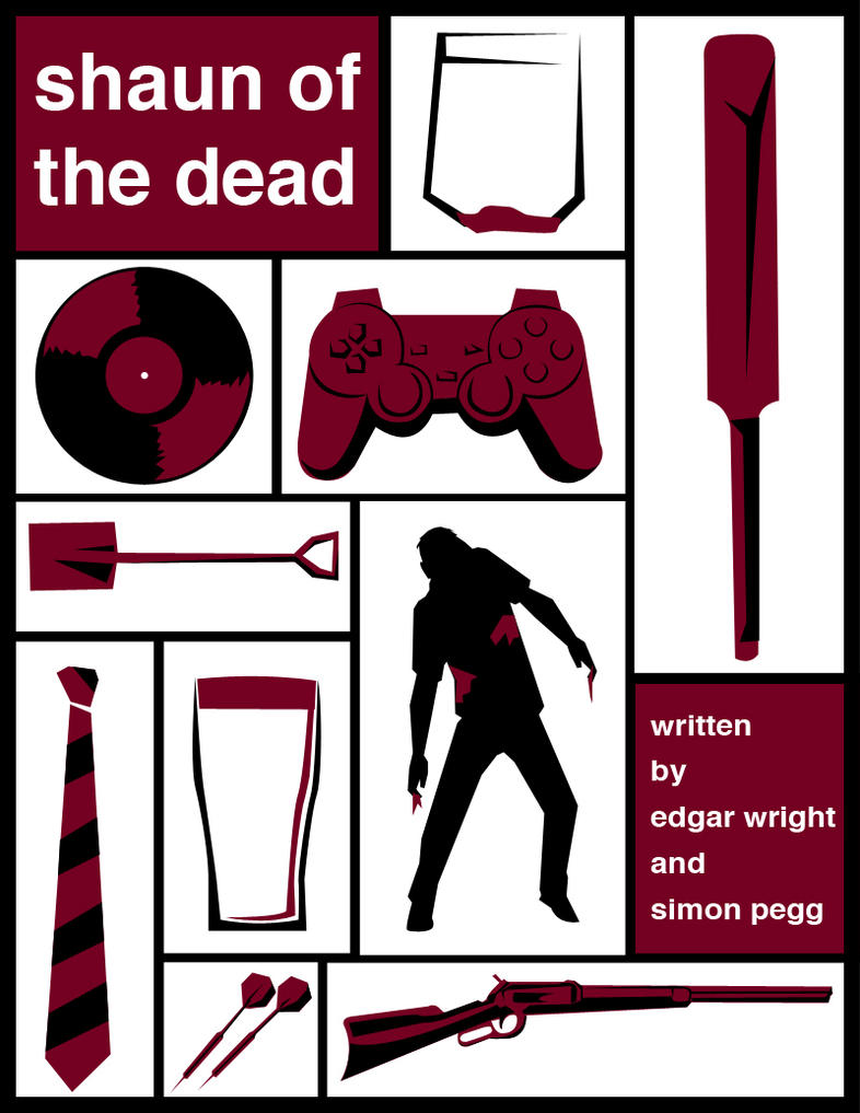 Shaun Of The Dead Wallpaper