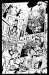 Gears of War art Dump: Leaving Las Vegas! by popmhan