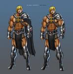 Unused He-man Concept