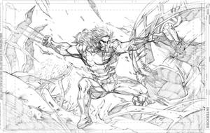 Wolverine! by popmhan