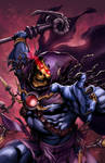 Skeletor Print for Baltimore Comicon (9-7-2013)