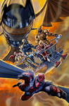 He-man and the Masters of the Universe #10 cover