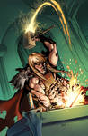 He-man and the Masters of the Universe #13 cover