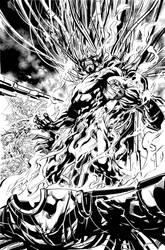 He-man: Eternity War #1 by popmhan