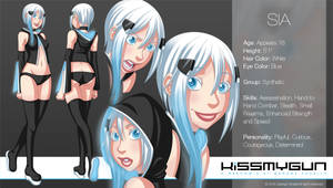 Sia Character Sheet