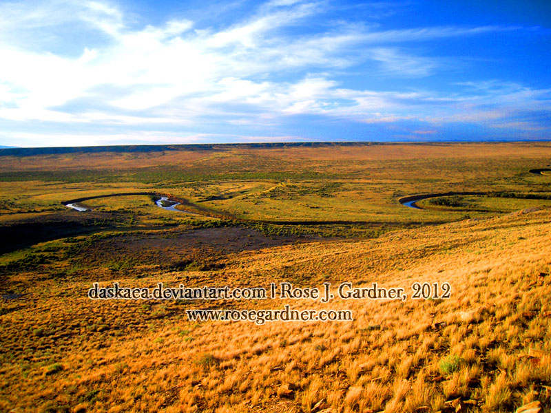 Wyoming in June by daskaea