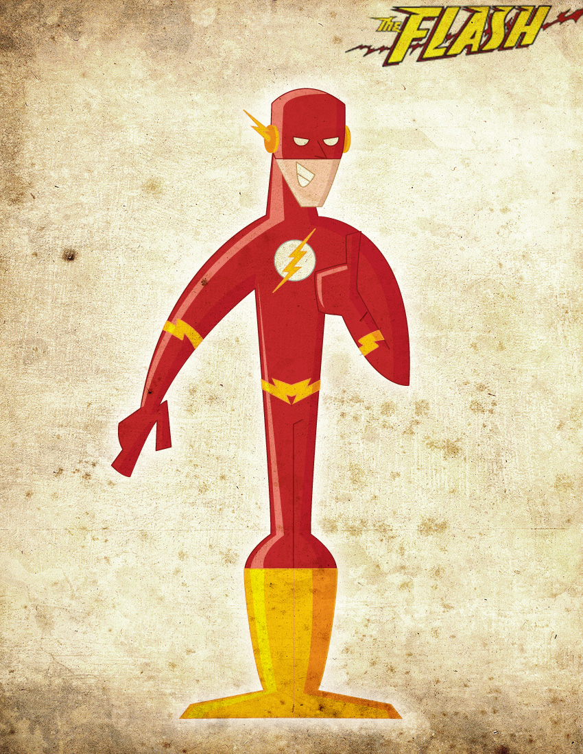 The Flash by ralvarias