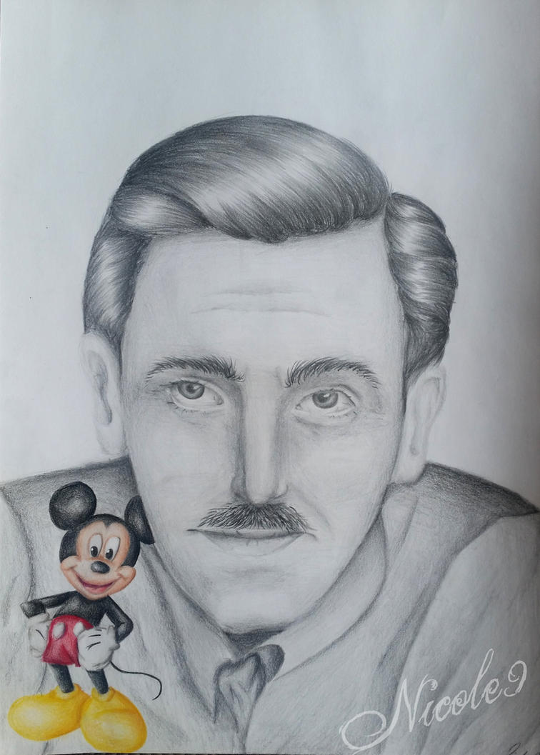 Walt Disney by Nicole9 by Rose1234567890