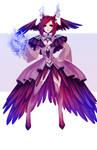 Blue Smoke Feathers