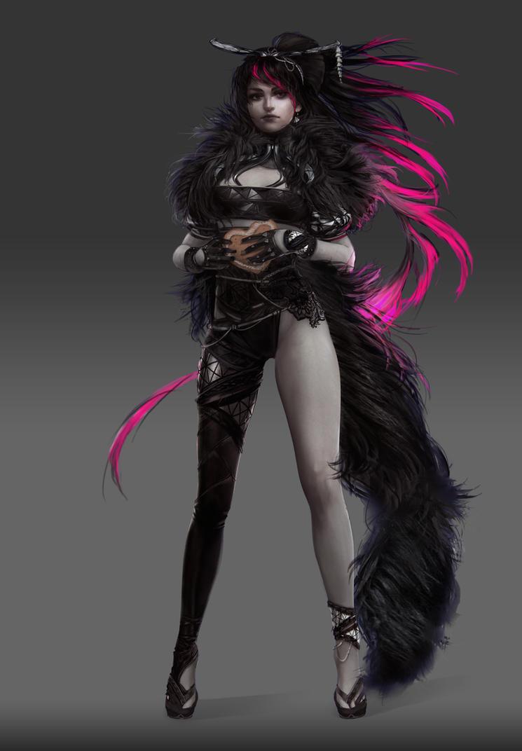 Riena Original by Harpiya by Megamanred