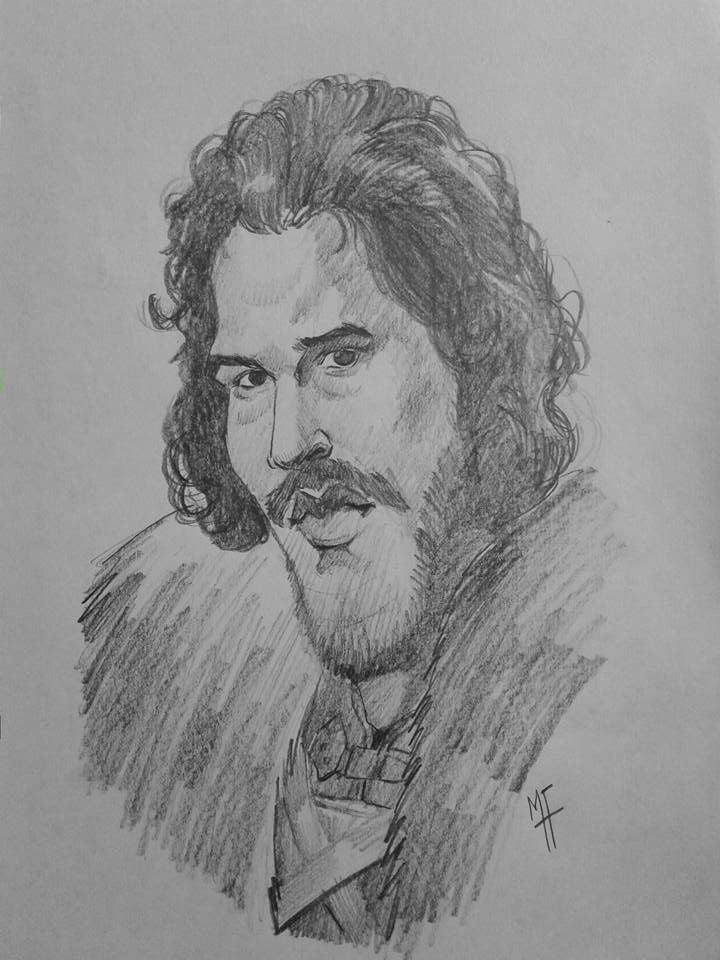 John Snow by marioferro