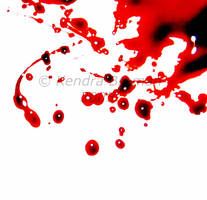 Blood spatter by Picturesfade
