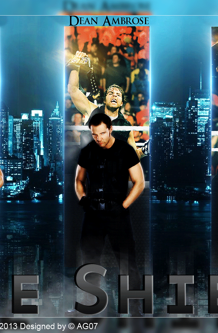 the shield wwe by aakash07 on deviantart