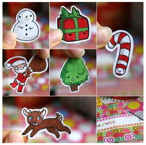 Paper fun :: Christmas by kawaii-explosion