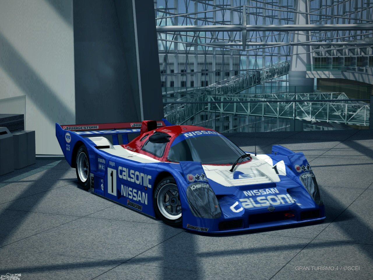 Gt4 Nissan R92cp Race Car By Murumokirby360 On Deviantart