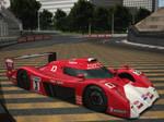 GT4-Toyota GT-ONE Race Car 3
