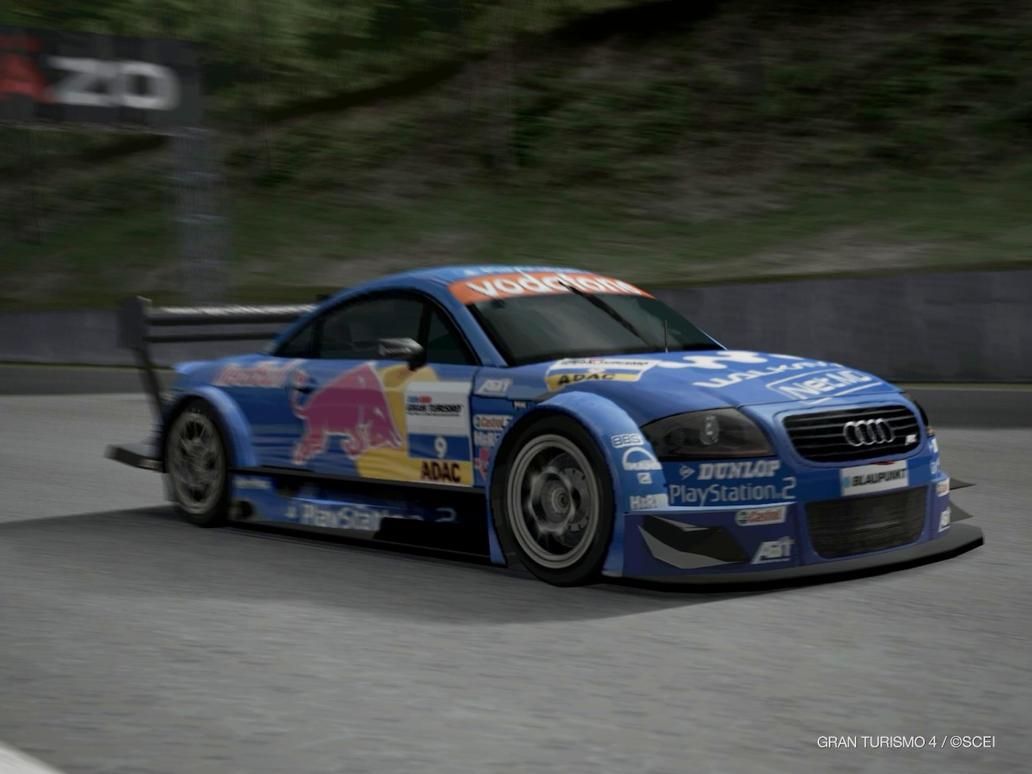 Abt Audi Tt R Touring Car