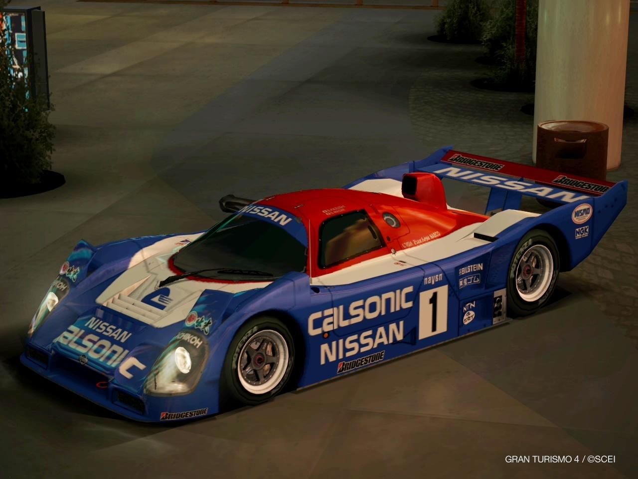 Gt4 Nissan R92cp Race Car 2 By Murumokirby360 On Deviantart