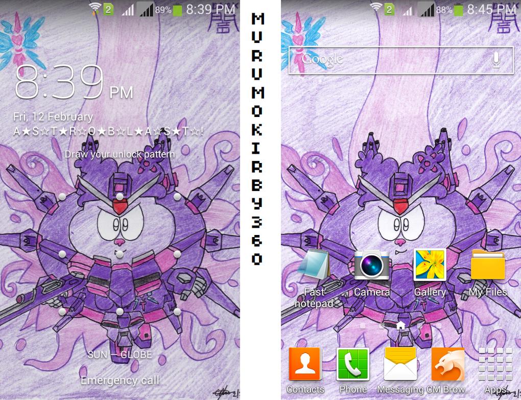 My Wallpaper - Legend Chowder by murumokirby360