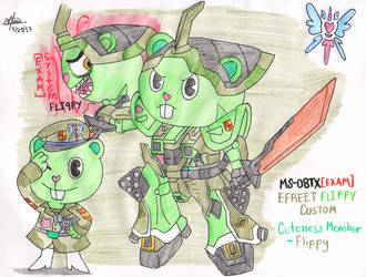 Cuteness Member - Flippy [Fliqpy]