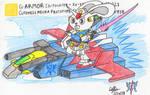 G-Armor with G-Origin Cude