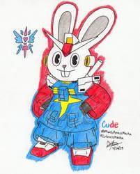 Cude's Half Soft Baggy - Half Suited Armor