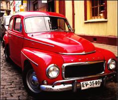 Volvo by Bloodypizza