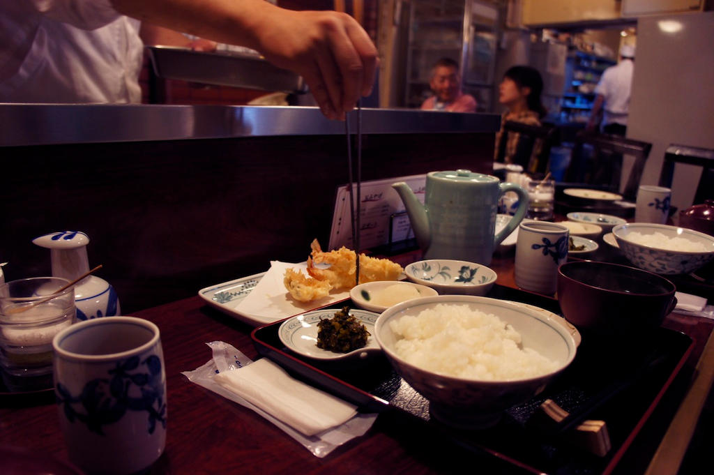 tempura by iwazakana