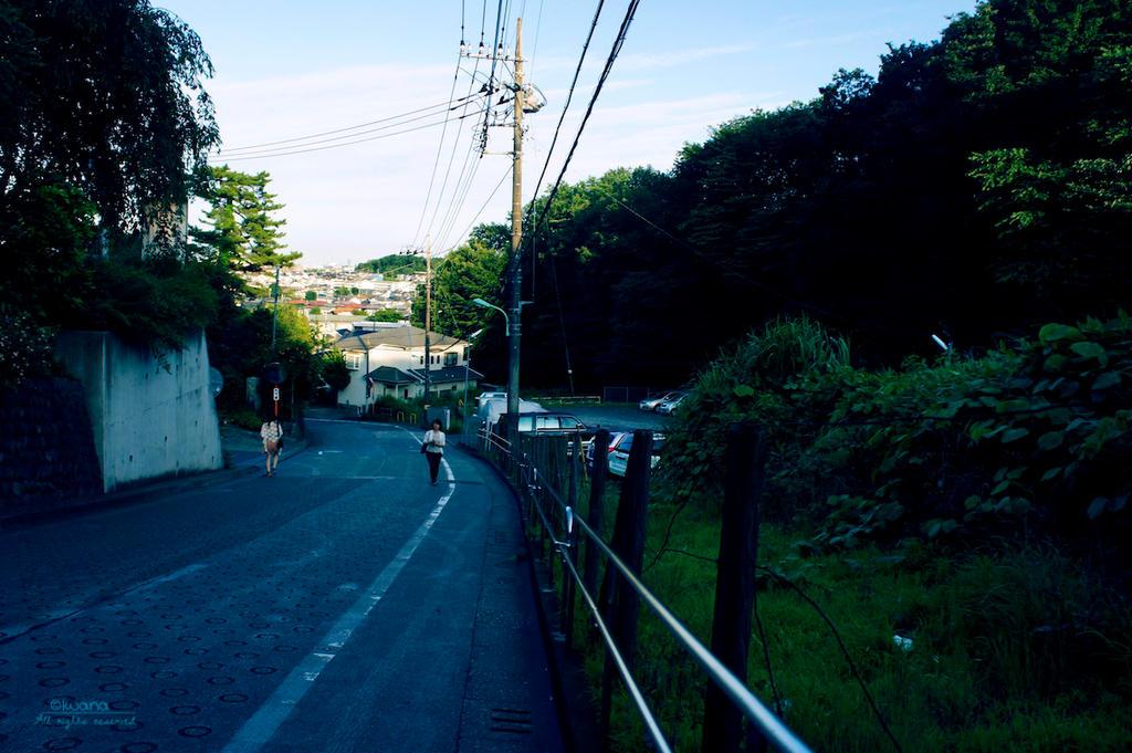 hill by iwazakana