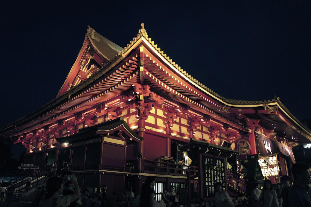 asakusa 4 by iwazakana