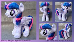 Twilight Sparkle, Princess of Friendship by Baraka1980